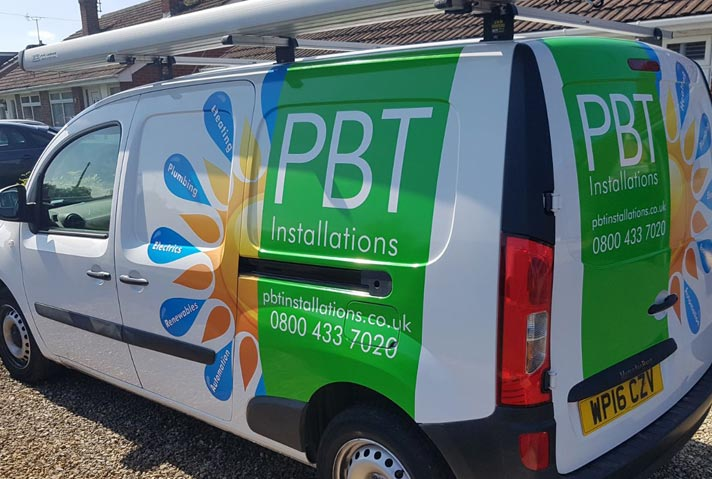 Heating plumbing electrical experts - PBT Installations